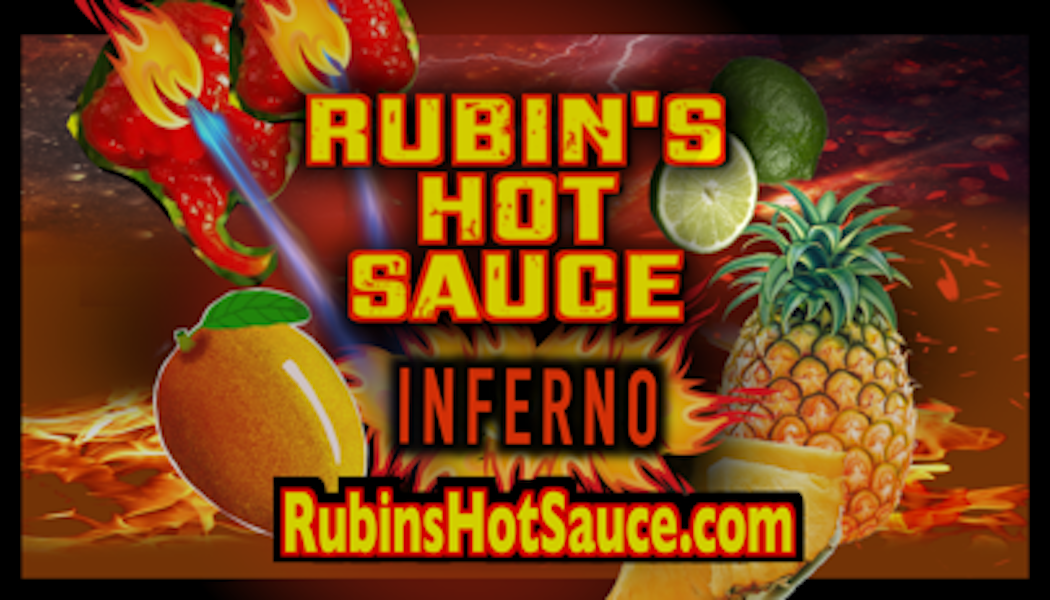 Rubins Hot Sauce